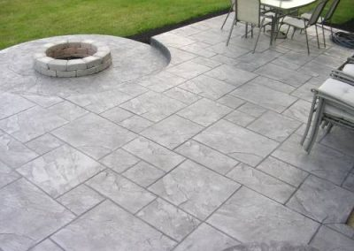 concrete patio stamps Appealing Ideas Information about stamped concrete patio ? Decorifusta